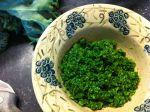 Organic kale pesto, nut-free